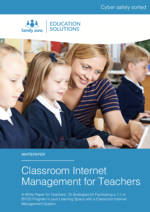 Cover - Family Zone - BYOD Classroom Internet Management for Teachers